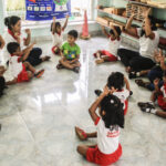 Circle time for children