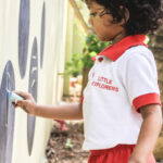 Garden Chalk board