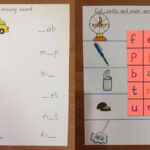 Language Activity Sheets