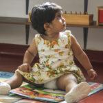 Toddler Sharanya