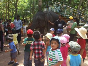 March 2012 – A visit to Guruge Nature Park in Ja-ela