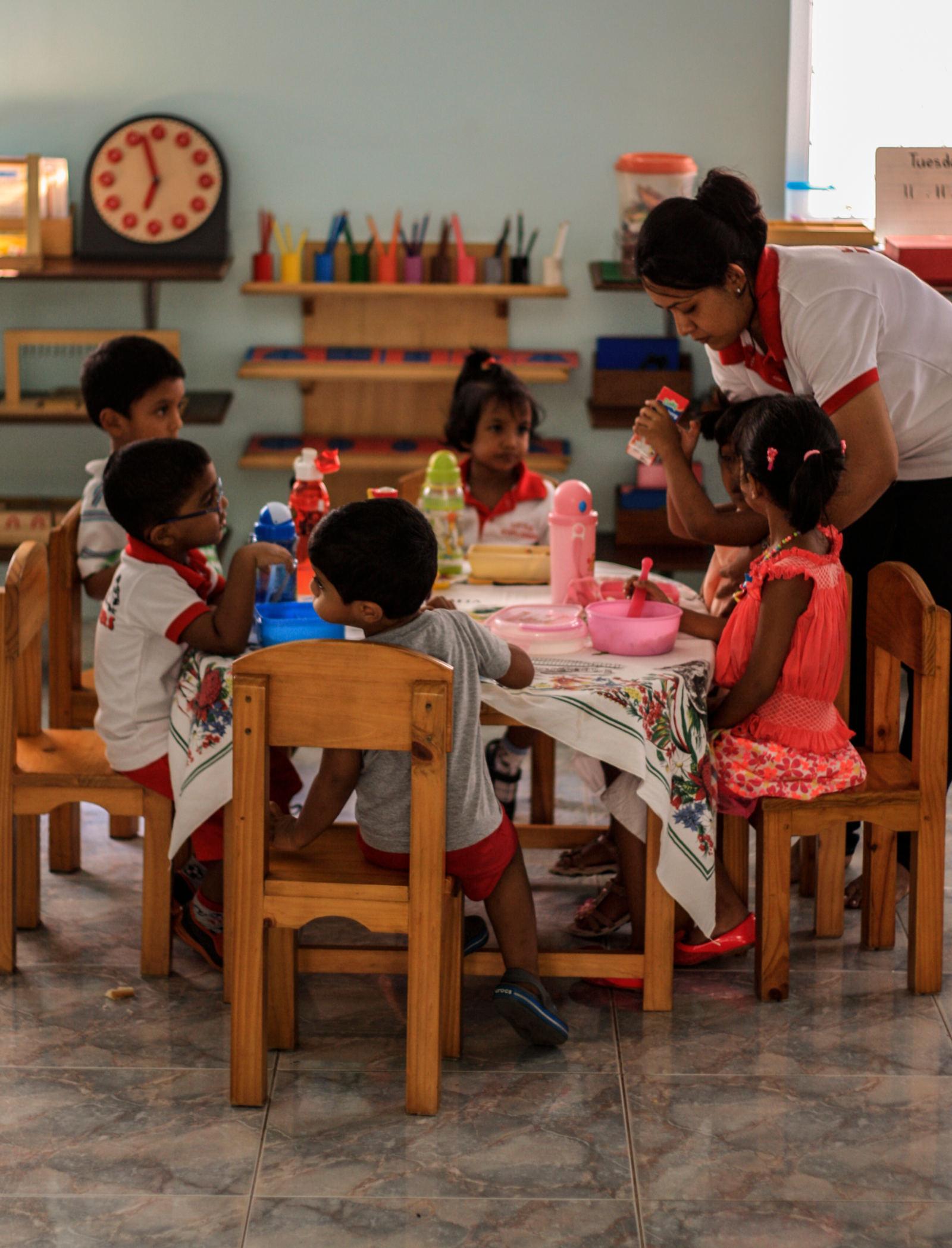 About Little Explorers Montessori
