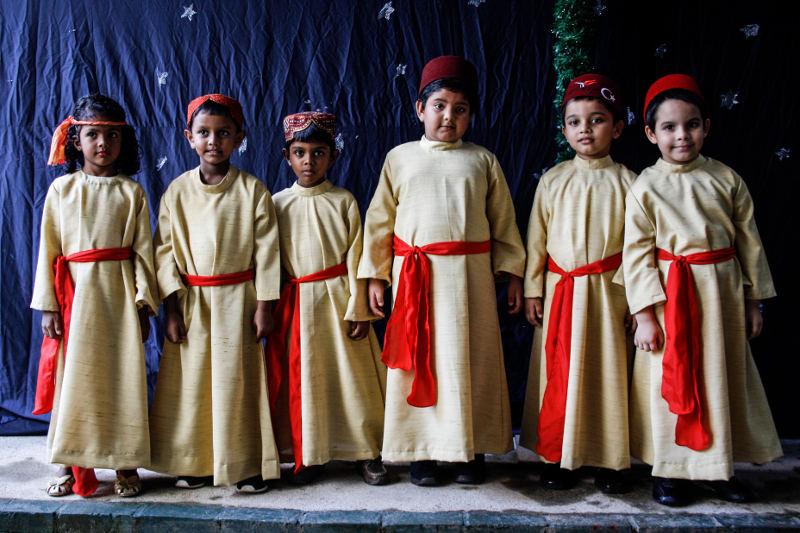 "December 2014 – ""The Christmas Nativity"""
