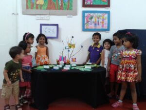 """Read more about the article October 2014 – """"Natural Habitats"""" an Art and Craft Exhibition"""