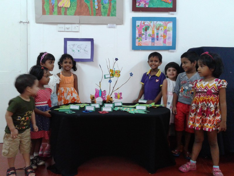 """You are currently viewing October 2014 – """"Natural Habitats"""" an Art and Craft Exhibition"""