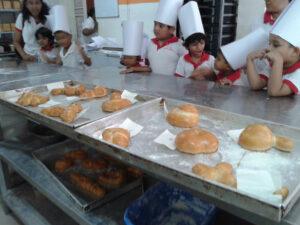 November 2014 – Visit to Paan Paan Bakery