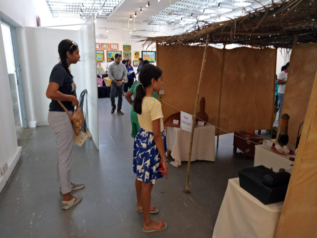 """A Sri Lankan Museum"""